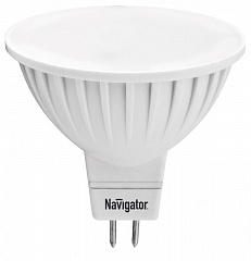 LED MR16 5w 230v 4000K GU5.3-60D NAVIGATOR (94 366) (100) ***